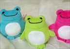 ピクルス お手玉(ブルー、グリーン、ピンク)