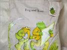 Frog and Toad トートバッグ(カイト)